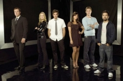 chuck, intersecret, saison 2, casey, morgan, buy more, jeffster, trop top