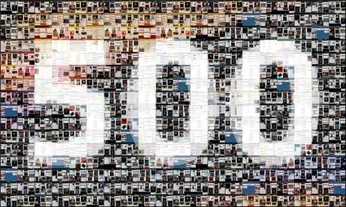 500ème, Ok Go, blog