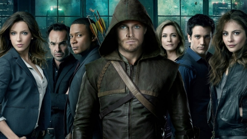 arrow, saison 1, oliver queen