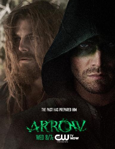 arrow, saison 1, oliver queen
